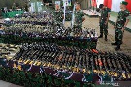 KSAD apresiasi masyarakat Aceh secara sukarela serahkan senjata
