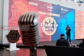 MAXstream, HOOQ dan SingTel gelar 'Stand-Up Battle Indonesia 2019'
