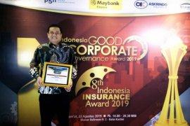 Bank Kalsel raih GCG Award