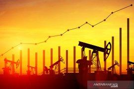 Harga minyak dunia naik didukung penurunan persediaan AS