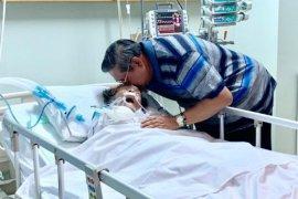 Ibunda SBY wafat Jumat malam