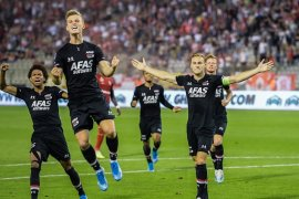 Alkmaar lengkapi Trio Belanda melenggang ke fase grup Liga Europa