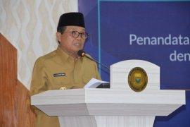 Fachrori instruksikan kepala OPD tolak permintaan proyek mengatasnamakan gubernur