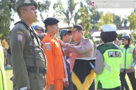 Polres Pasaman Barat berupaya tekan kecelakaan melalui Operasi Patuh Singgalang