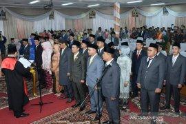 35 anggota DPRD Batanghari dilantik, kiprah mereka sangat ditunggu
