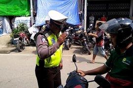 Polres Bengkayang jaring 140 pelanggar di hari kedua Operasi Patuh