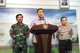 Papua terkini - Menkopolhukam deteksi ada pihak memprovokasi masyarakat Papua