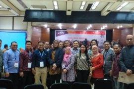 KPU Tebing Tinggi hadiri konsolidasi regional partisipasi masyarakat