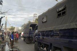 Aktivitas masih lumpuh, situasi Kota Jayapura belum kondusif