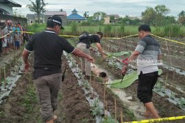 Mayat wanita tanpa busana ditemukan di Medan