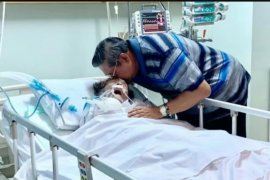 Kabar duka, ibunda SBY wafat Jumat malam
