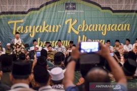 Tasyakur Kebangsaan Bersama Maruf Amin