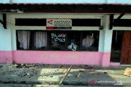Papua Terkini: DPR kutuk perusakan Kantor Biro Antara di Papua