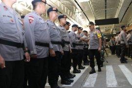 Untuk jaga keamanan, Polda Kalbar berangkatkan 250 personel Brimob ke Jayapura