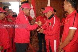 Dilepas Bupati, 812 kontingen Gianyar ikuti Porprov Bali 2019