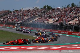 Kalender provisional balapan Formula 1 musim  2020