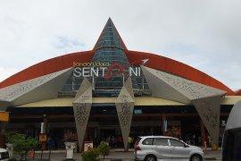 Papua Terkini - Penumpang pesawat dari Bandara Sentani melonjak 10 persen