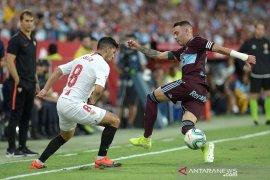 Ditahan imbang Celta Vigo 1-1, awal sempurna Sevilla terhenti
