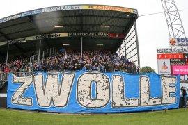 PEC Zwolle kalahkan  Emmen 3-1, Liga Belanda