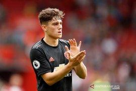 Saat Manchester United hadapi FC Astana, Daniel James dipastikan absen