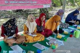 Kaum perempuan dan disabilitas di Aceh Barat bedah dana  desa