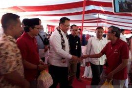 Mendes PDTT janji bantu majukan desa di sekitar Bandara Kediri