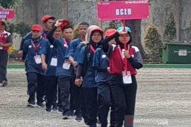 Tim petanque Aceh juara umum Pra PON
