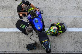 Rossi punya sesuatu yang baru untuk tahun depan