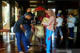 Antara TV - SMN Sulawesi Tenggara Kunjungi Rumah Adat Belitung
