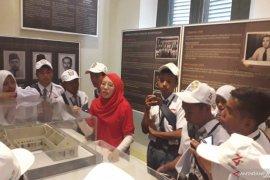 Kunjungan SMN Sultra 2019 ke Museum Timah Muntok (Video)