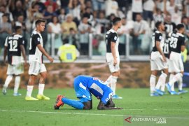 Juventus atasi Napoli 4-3 lanjutan Serie A Italia
