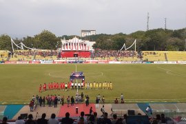 Shopee Liga 1 2019 - Djajang puas bersama Barito raih poin penuh