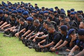 Papua Terkini- 381 personil Brimob  digeser ke Nabire