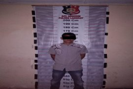 Berdasarkan laporan masyarakat, Polisi Pangkalan Brandan ringkus pemilik narkotika