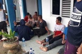 Kapal pengangkut  rombongan pramuka  karam di Air Bangis, 27 selamat