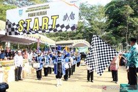 10.000 peserta semarakkan pawai Tahun Baru Islam di Banjar