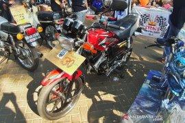 Yamaha RX King produksi 1993 dibanderol Rp30 juta di Otobursa 2019
