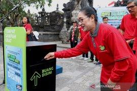 Tim PKK Bali minta masyarakat tak sembarangan buang sampah obat