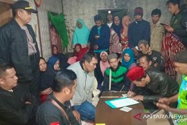 Jenazah TKW Cianjur yang meninggal telah tiba dan dimakamkan di kampungnya