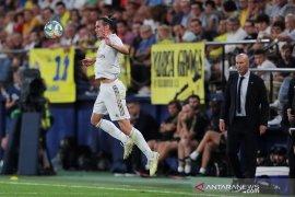 Bale selamatkan wajah Zidane bantu Madrid imbangi tuan rumah Villarreal 2-2