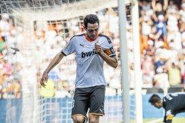 Valencia petik kemenangan perdana Liga Spanyol setelah bekuk tim promosi
