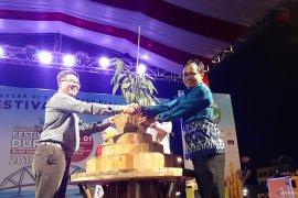 Sekda Kalbar minta Festival Durian Bumi Khatulistiwa masuk agenda wisata