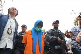 Polisi ungkap istri bunuh suami, korban dikubur dibantu dua orang anaknya