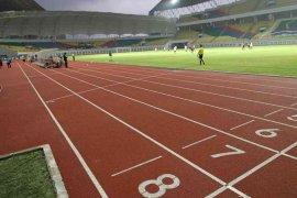 Stadion Wibawa Mukti Cikarang jadi lokasi Pelatnas atletik Peparnas 2020