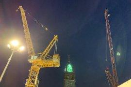 """Santunan untuk korban """"crane"""" ambruk di Masjidil Haram akhirnya  cair"""