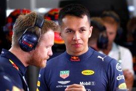 Albon tampil impresif lakoni debut dengan Red Bull di GP Belgia
