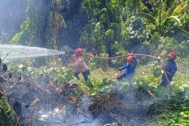 Di Minahasa terjadi 16 kasus kebakaran lahan