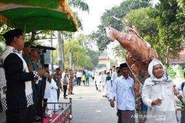 Ribuan ummat Islam Tanjungbalai pawai 1 Muharam