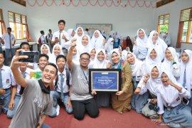 Tim ekspedisi BI perkenalkan kepada siswa Pulau Rupat metode 3 D