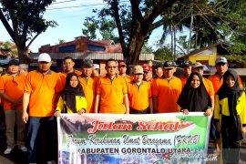 Wabup Gorontalo Utara canangkan kampanye kerukunan umat beragama